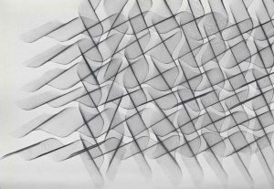 Volker Bussmann Künstler Galerie Zeichnung Gegenbewegung
