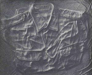 Volker Bussmann Künstler Kunst Relief Mein Hemd