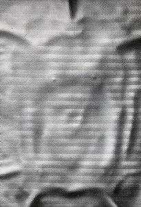Volker Bussmann Künstler Akt Spritzfrottage Kunst Körper
