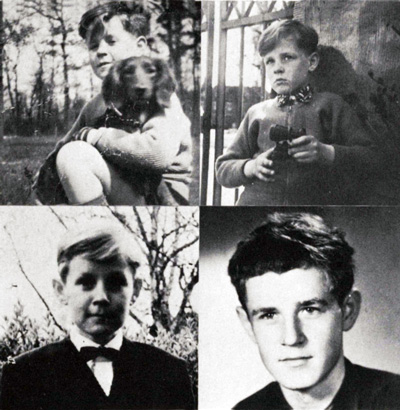 Volker Bussmann Biographie Bilder Teenager